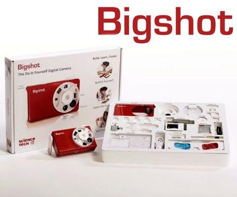 Big shot camera giveaway