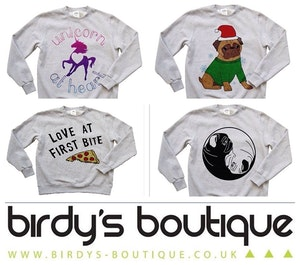 Birdys boutique new for win it
