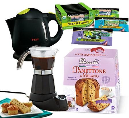 Tea coffee dessert prize sm
