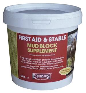 Mudblock supp 600g