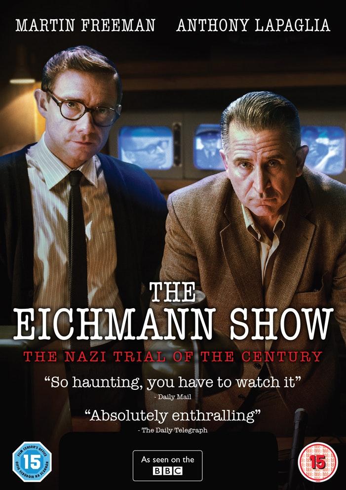 The Eichmann Show DVD sweepstakes