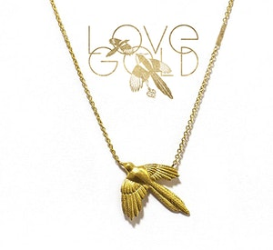 Lovegold necklace small