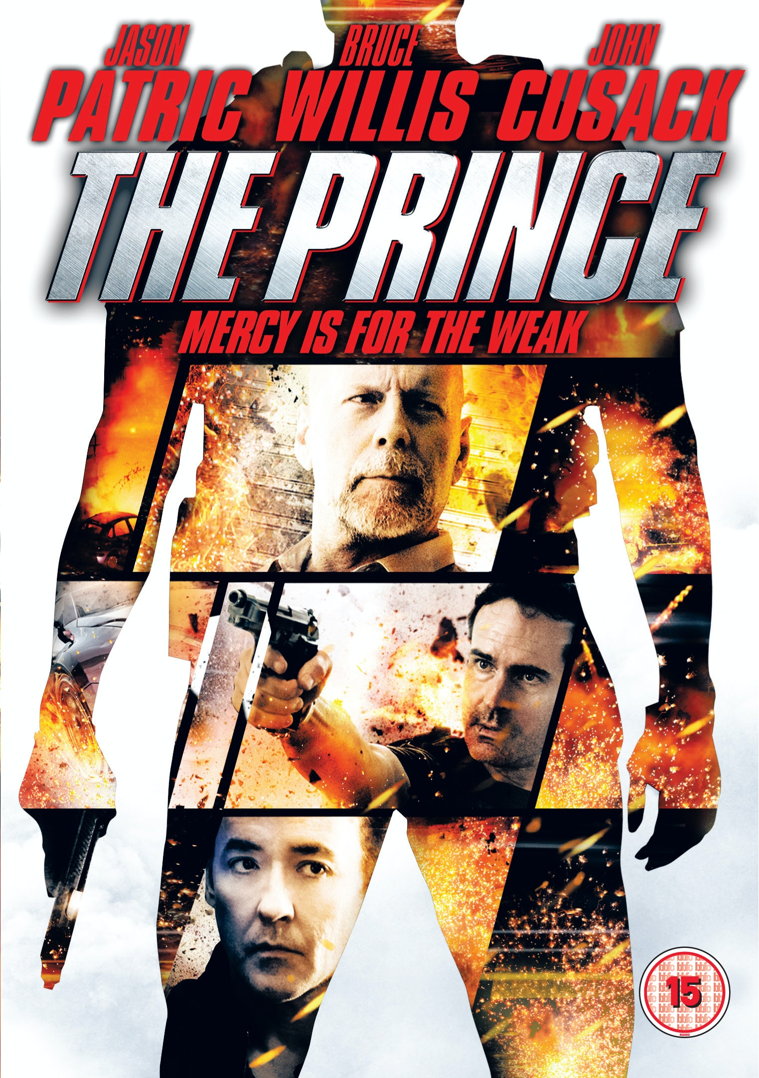 WIN A DVD COPY OF THE PRINCE STARRING BRUCE WILLIS, JOHN CUSACK AND JESSICA LOWNDES sweepstakes