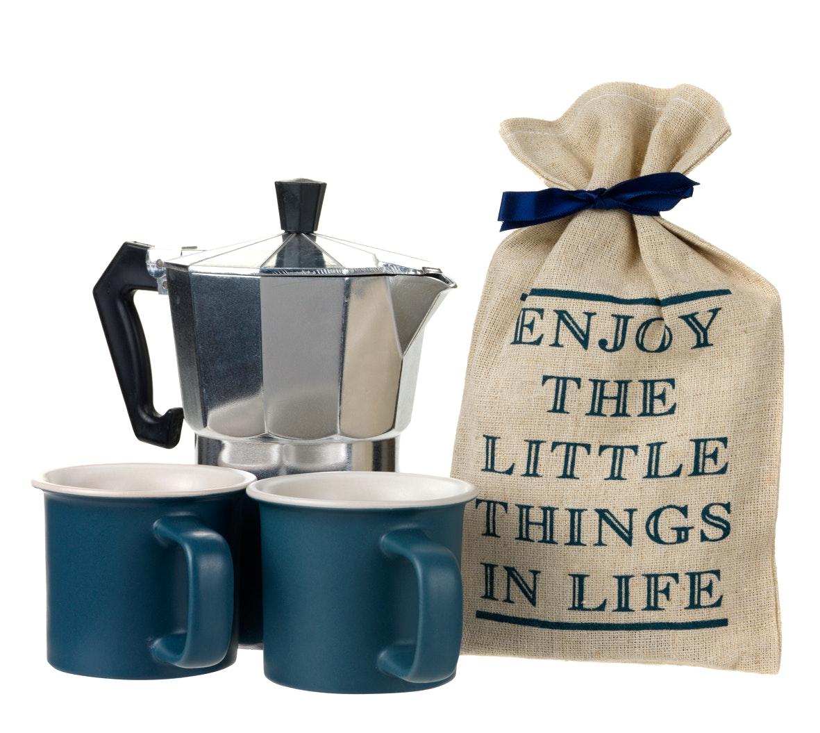 Saisnburys coffee set 12