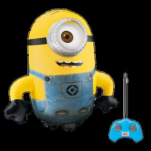 Despicable me 2 inflatable remote controlled minion stuart