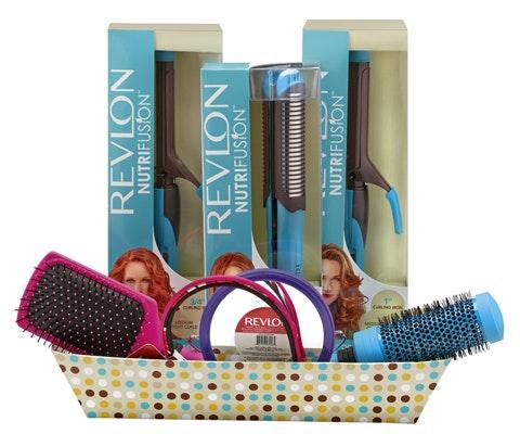 Revlon nutrifusion basket giveaway