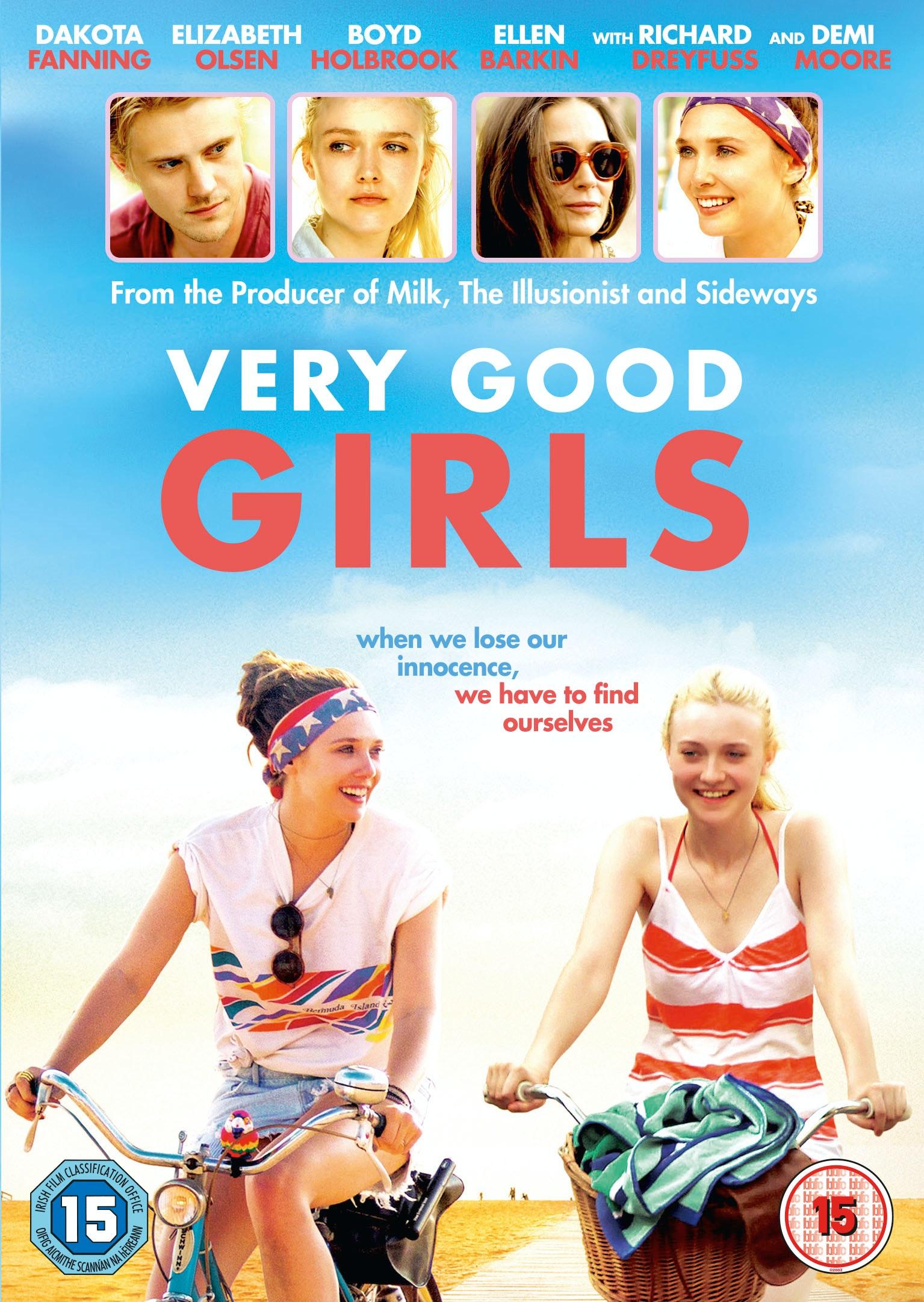 Very good girls 2d dvd