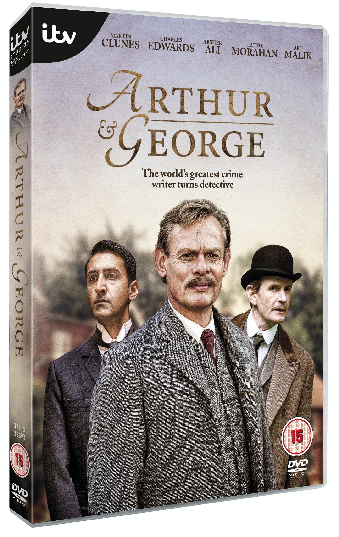 Arthur george dvd 3d 2