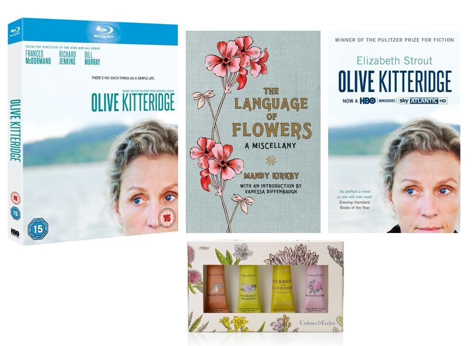 Olive kitteridge blu ray prize bundle