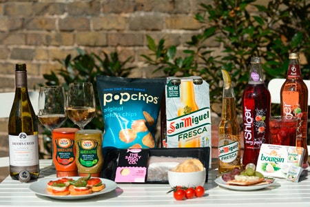 Gastro competition pack shot