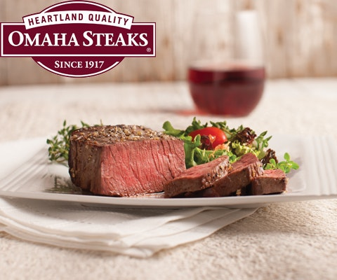 Omaha steaks fantastic feast giveaway