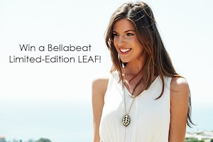 Bellabeat leaf giveaway sm