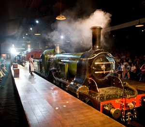 The railway children 2011 production at waterloo credit simon annand