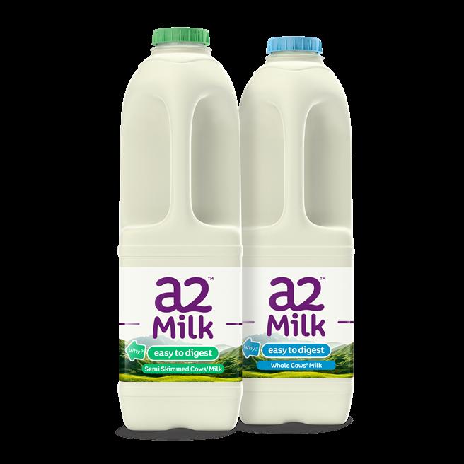 A2 milk image