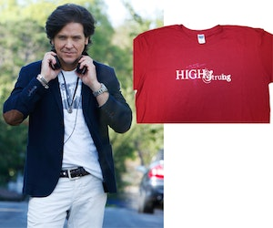 High strung tshirt giveaway