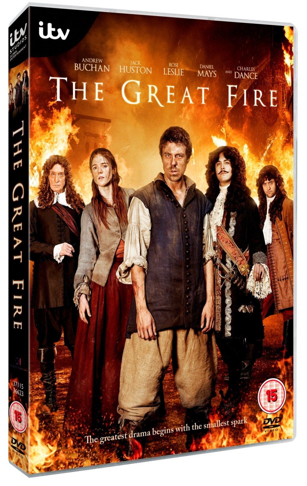 The great fire dvd 3d