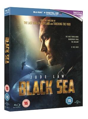 Black sea 3d packshot