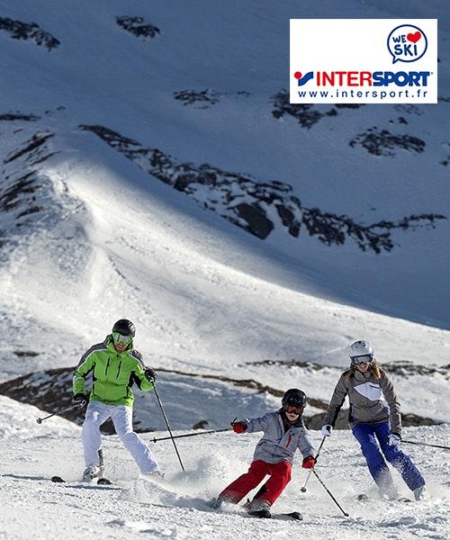 Intersport location ski