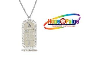 Hope paige hieroglyphics small