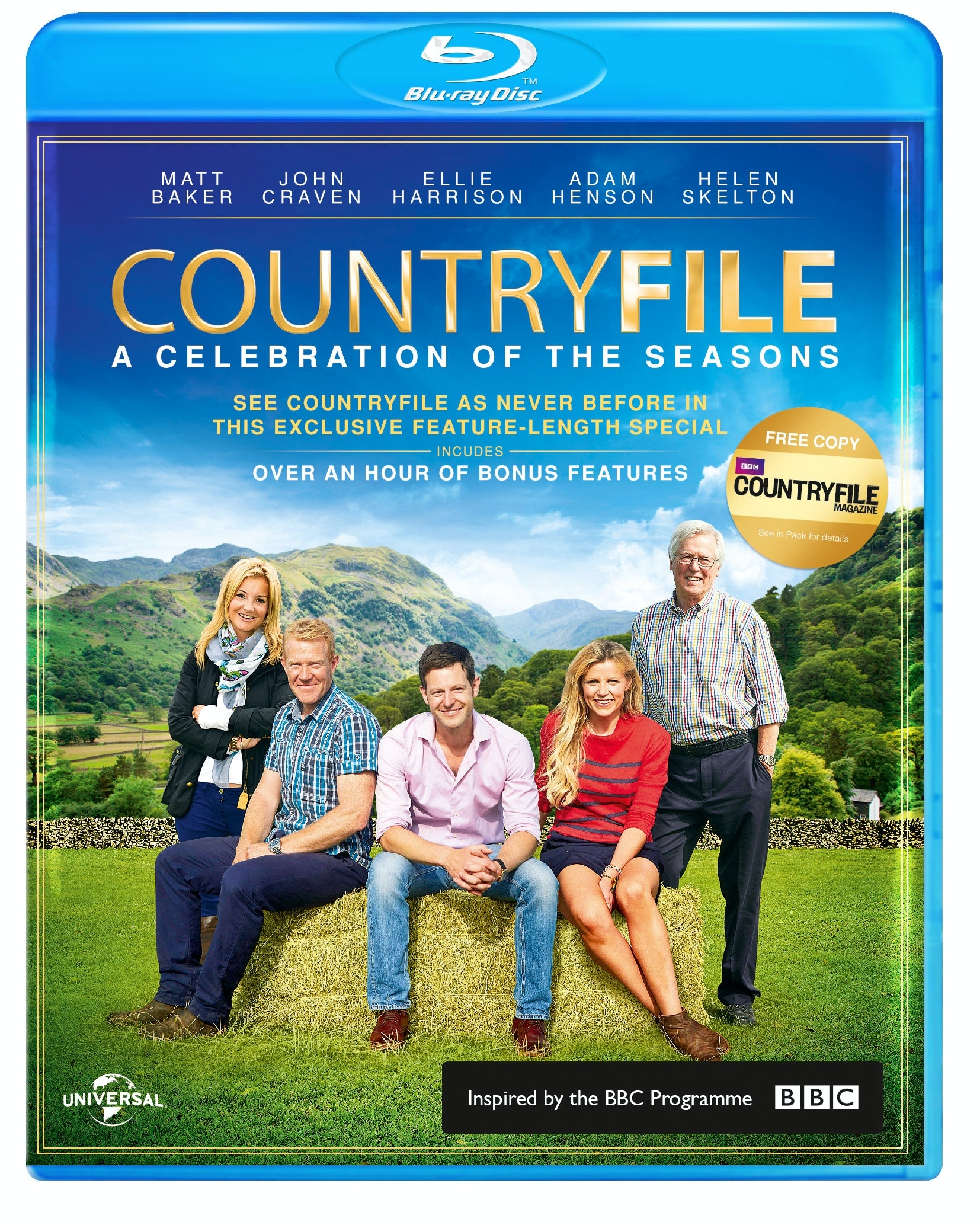 Countryfile bd 2d