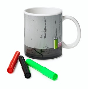 0403355 wilko graffiti mug and pens u00a35 2