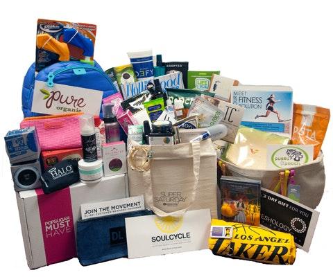 Ocrf gift bag giveaway