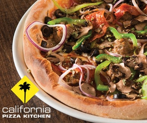 California pizza kitchen october