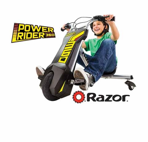 Razor power riders copy