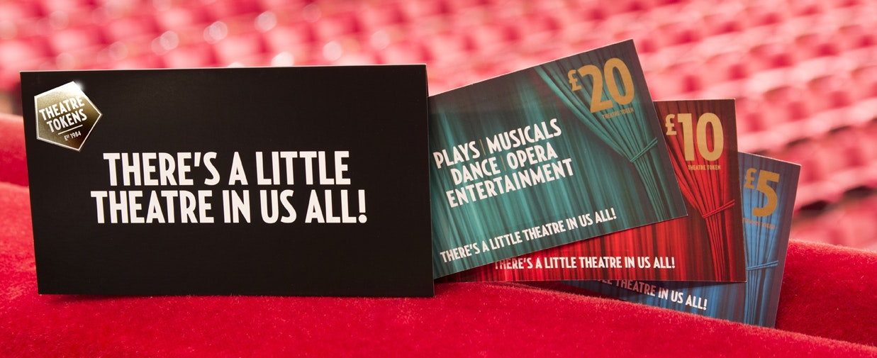 Theatre Tokens sweepstakes