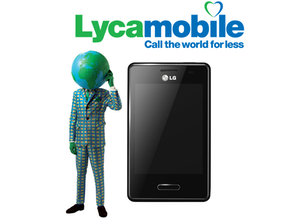 Lg and lycamobile image 2