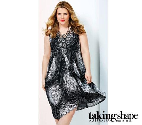 Taking Shape fashion sweepstakes