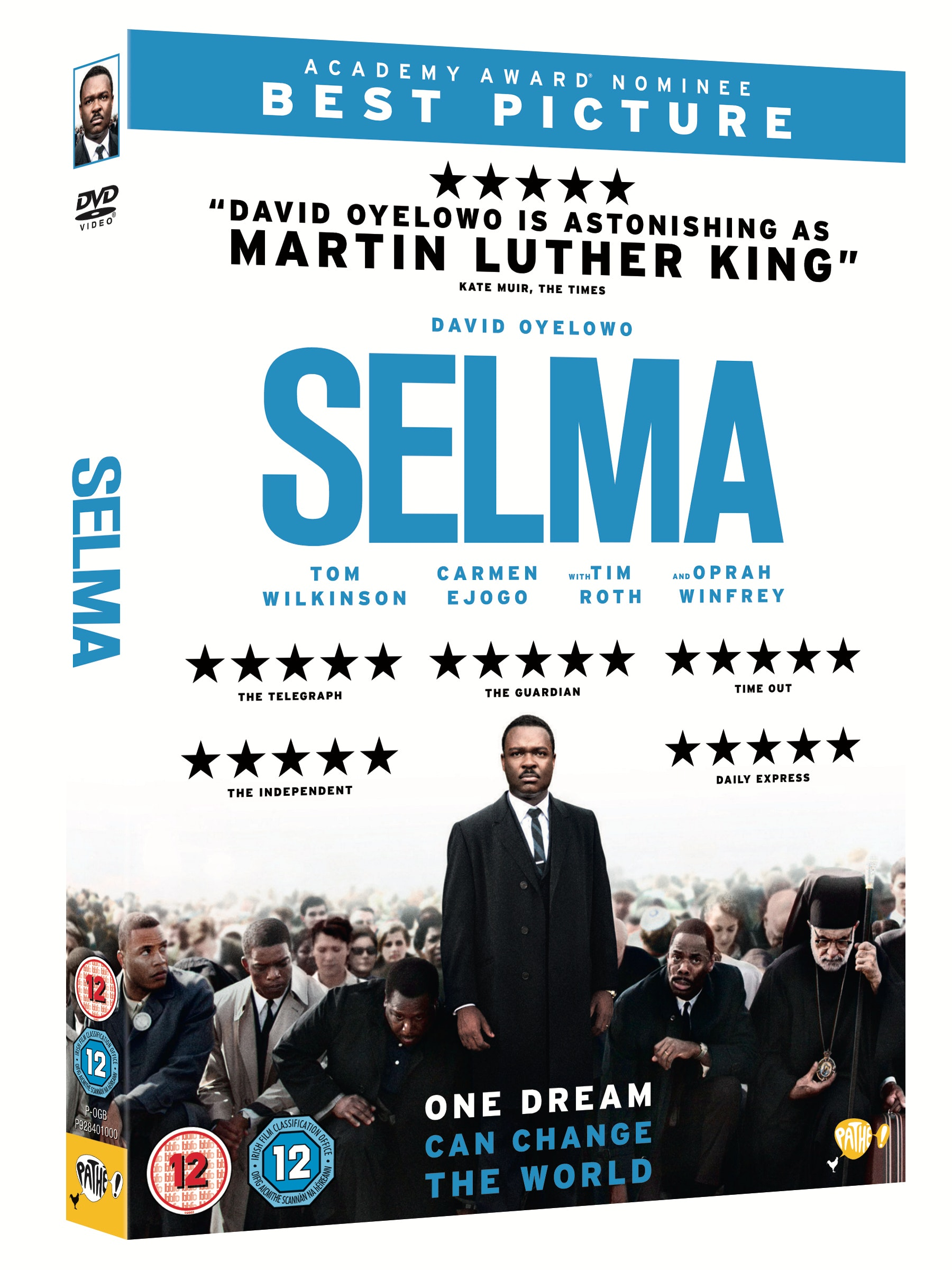 Selma dvd or 3d