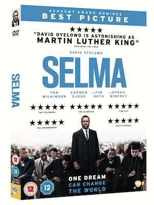 Selma dvd or 3d