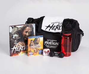 Win hercules prize package