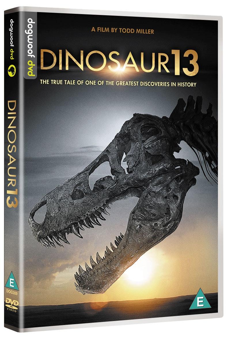 Dinosaur 3d packshot
