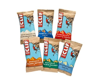 Clif bar group shot