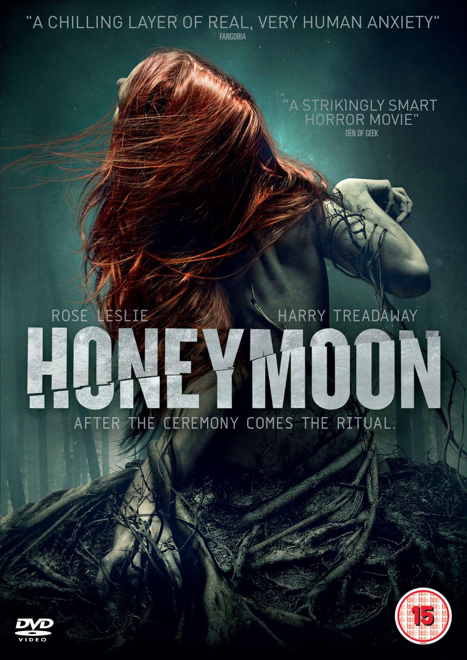Honeymoon 2d dvd