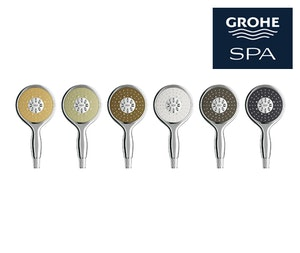 Teaserbild grohe power soul natural colours collection
