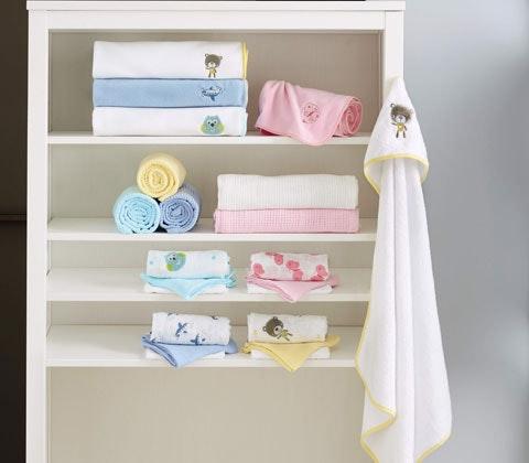 Hooded baby towel 5