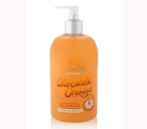 Handwash chocolate orange 500ml
