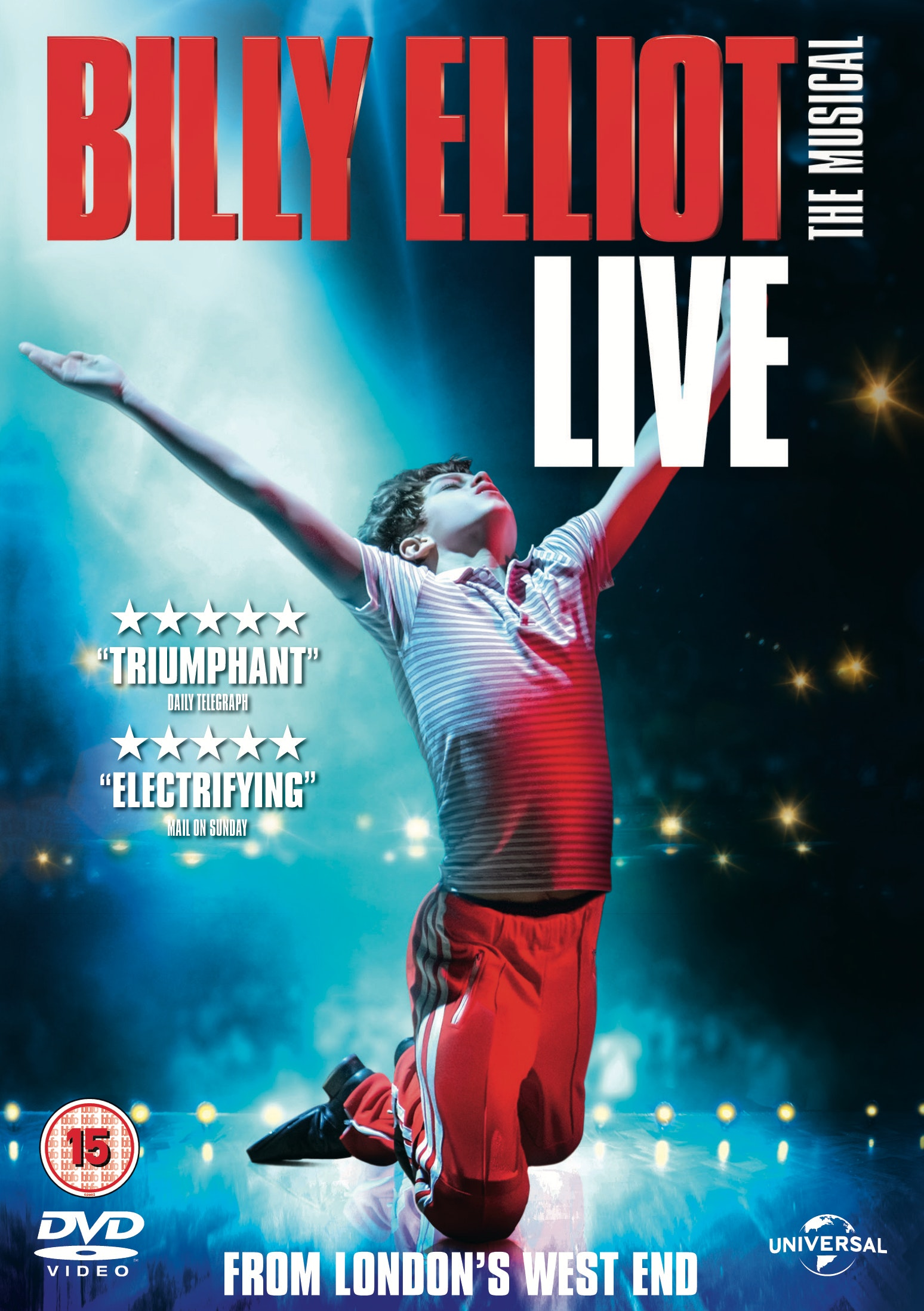 Billyelliot uk dvd 2d