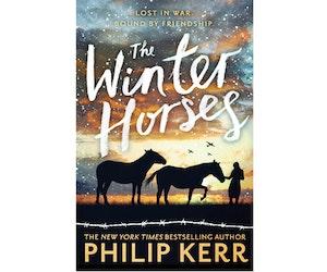 The winter horses 396