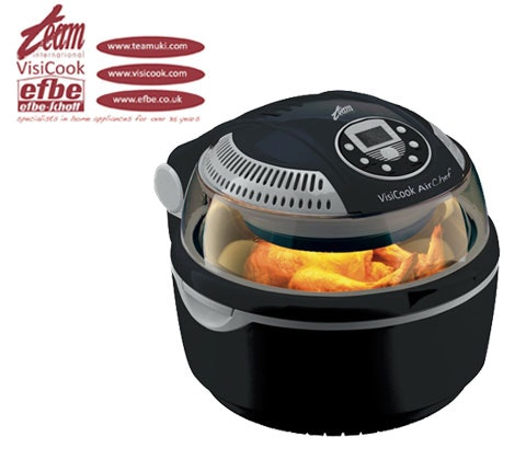 Win 4 x VisiCook AirChefs sweepstakes