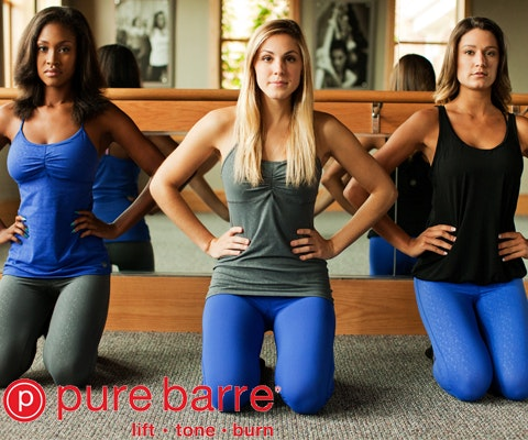 Win pure barre giveaway