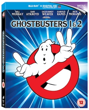 Ghostbusters 1 2