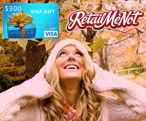 Retailmenot 300 gift card giveaway
