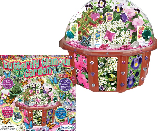 Butterfly garden giveaway