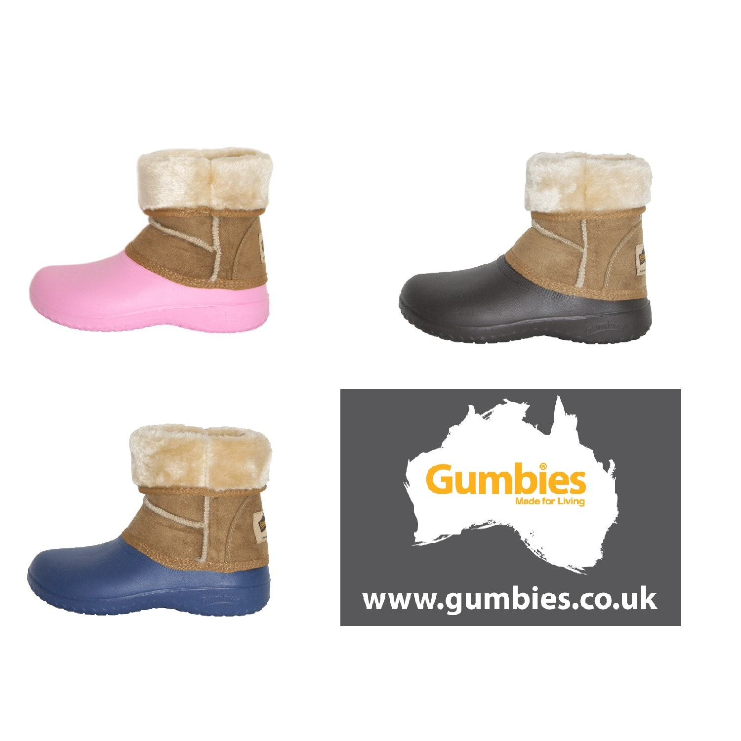 Gumboot gumbies comp image