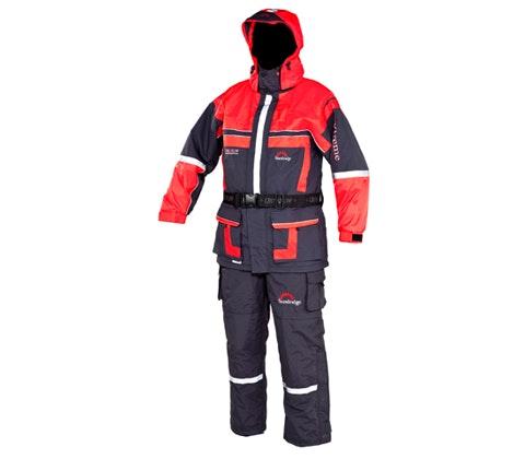 Crossflow suit
