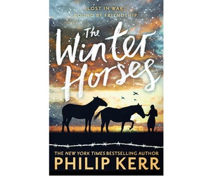 The winter horses 396